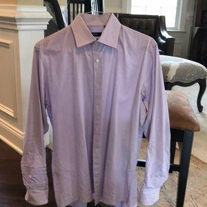 Hugo Boss men's dress shirt size 16, 34/35 regular
